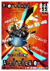 2013_Scène Off des Z'estivales, Festival Les Marmites Arstistiques